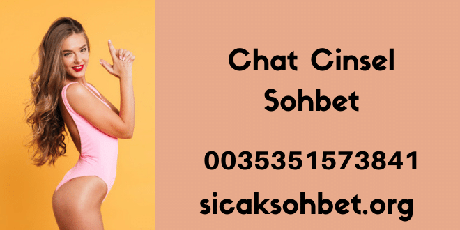 Chat Cinsel Sohbet