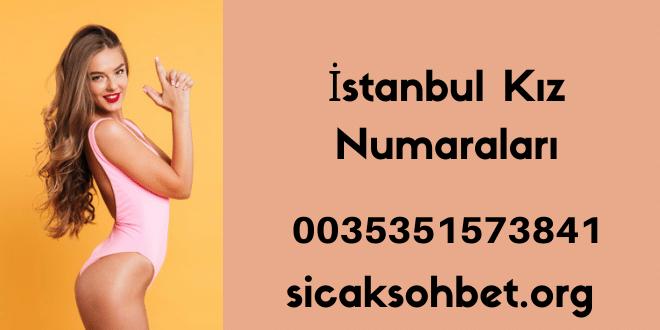 İstanbul Kız Numaraları