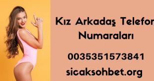 Kız Arkadaş Telefon Numaraları