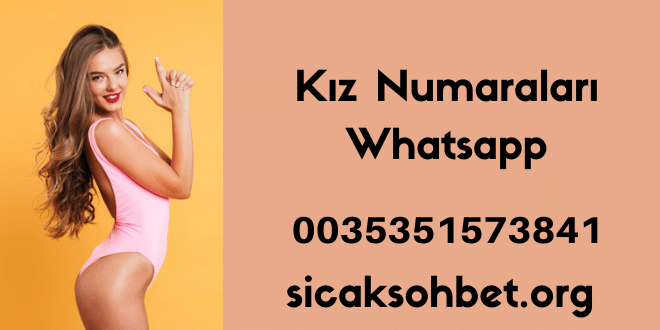 Kız Numaraları Whatsapp