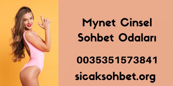 Mynet Cinsel Sohbet Odaları