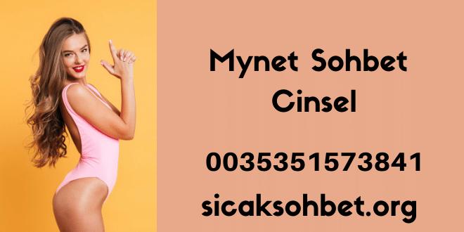 Mynet Sohbet Cinsel