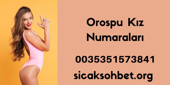 Orospu Kız Numaraları