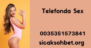 Telefonda Sex
