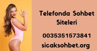 Telefonda Sohbet Siteleri