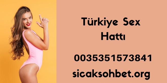 Türkiye Sex Hattı
