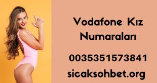 Vodafone Kız Numaraları